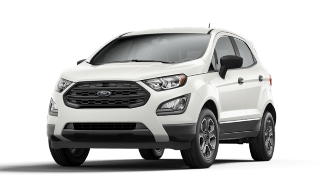 New 2020 Ford EcoSport S S 4WD for sale in West Covina, CA
